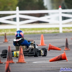 Apr 28, 2019: SCCA Regional Solo 2 - Cincinnati Region at Traders World, Lebanon, Ohio