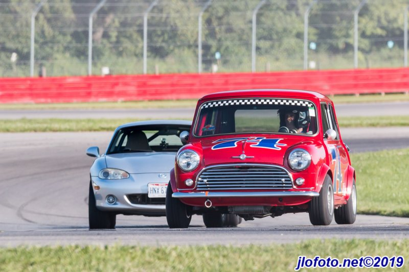 Aug 02, 2019: Cincinnati Region SCCA PDX at Mid-Ohio Sports Car Course