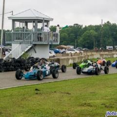 Aug 01, 2020: Cincinnati & North East Ohio Region SCCA at Nelson Ledges Road Course